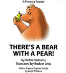 There's a Bear with a Pear!